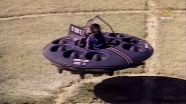 S06E20 Ancient Aliens - Flugobjekte