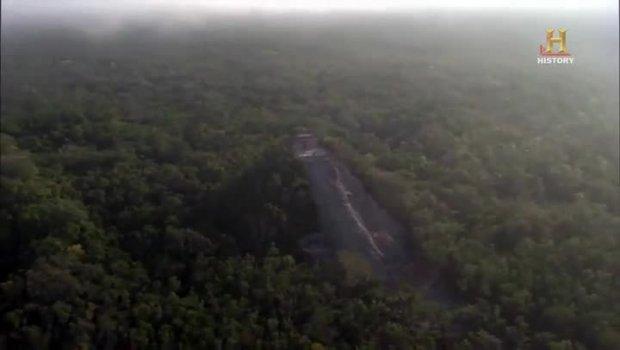 S07E09 Ancient Aliens - Versunkene Pyramiden