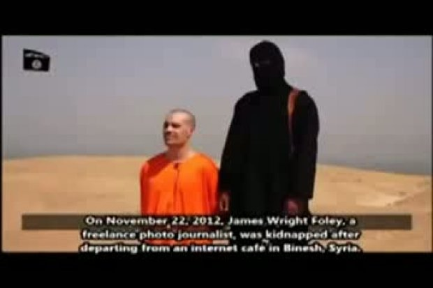 Beheaded James Foley is NOT James Foley - See For Yourself
