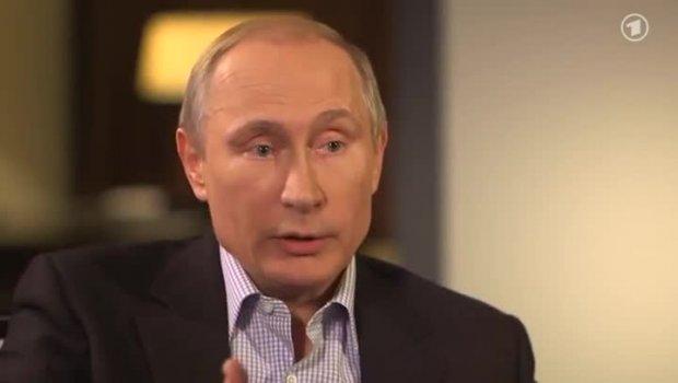 Russlands Präsident Putin exklusiv im ARD Interview | Günther Jauch | NDR