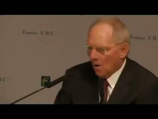 Die Reichsbürger Naidoo, Schäuble, Gysi, Bahr, Waigel und Schmid