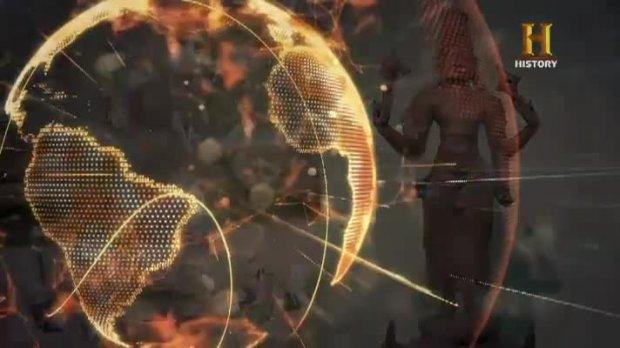 S09E07 Ancient Aliens - Hüter der Weisheit