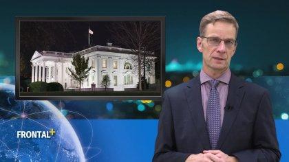 Wird Trump Lincoln als Vorbild nehmen?   frontalPlus Analyse
