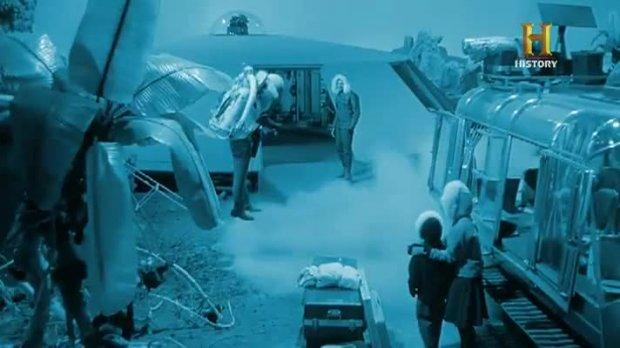 S09E05 Ancient Aliens - Extraterrestrische Kommunikation
