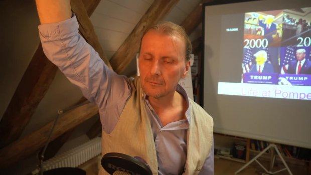 Dr. Andreas Noack wird während des Livestreams festgenommen! Polizei bricht in die Wohnung ein!
